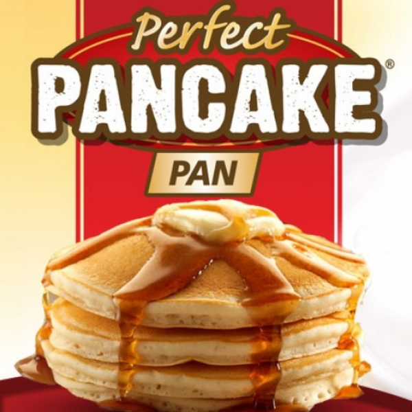 Perfect Pancake Pan