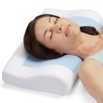Sleep Eze Cool Memory Foam Pilow