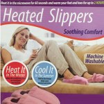 Heat it Cool it Slippers