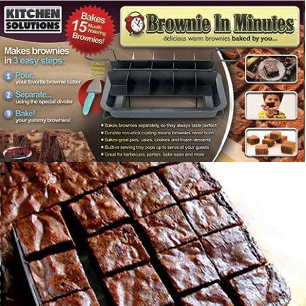 Brownie in Minutes