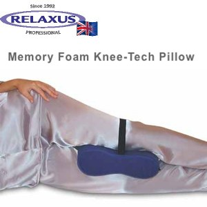 Memory Foam Knee Pillow As Seen On Tv