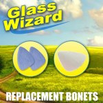 Glass Wizard Replacement Bonnets