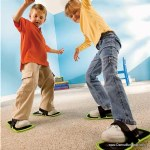 FunSlides Carpet Skates - One Size Fits All