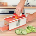 Kitchen Slicer Set 5-in-1