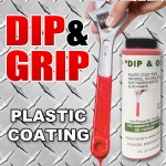 Dip and Grip Rubberized Coating