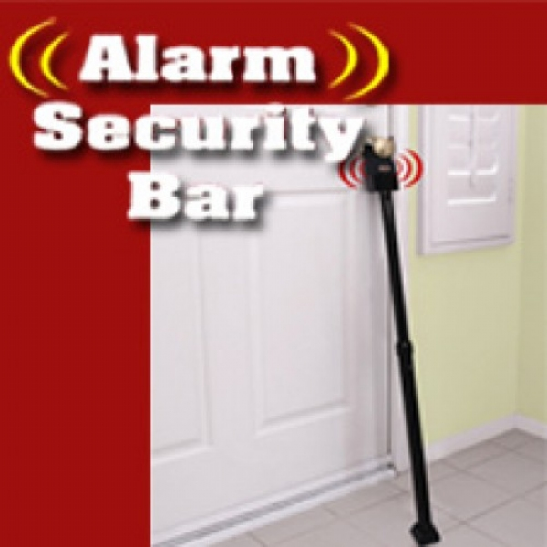 Alarm Security Bar
