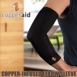 Copper Aid Elbow Compression Sleeve
