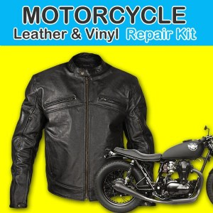 Motorcyle Leather and Vinyl Repair Kit