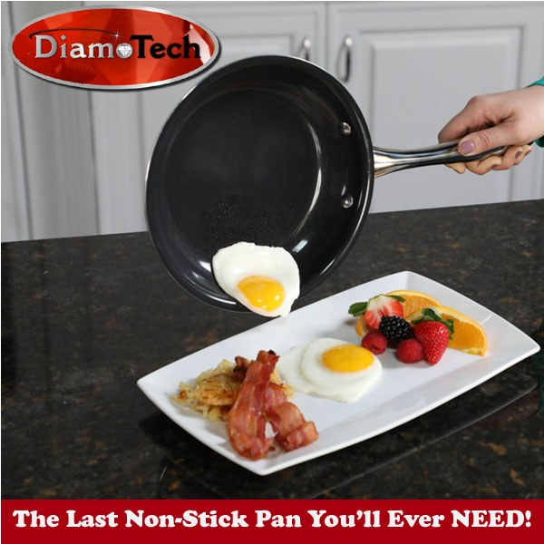 Diamotech Fry Pan