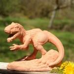 Chia Dinosaur Rex