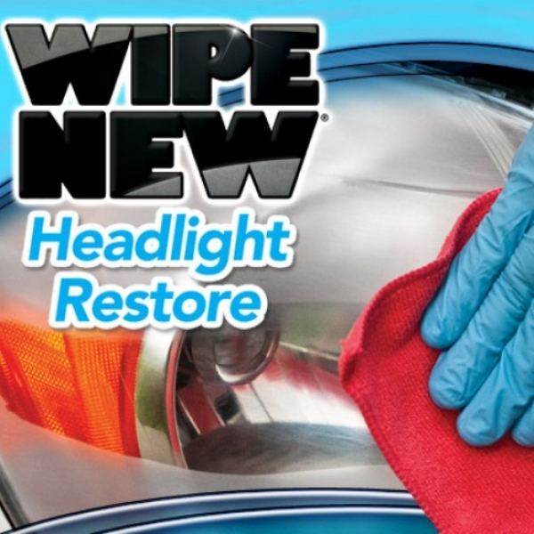 Wipe New Headlight Restore