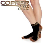 Copper Fit Socks