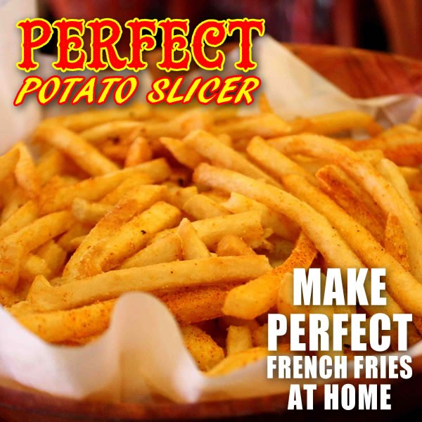 Perfect Potato Slicer