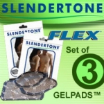 Slenderdone Replacement Gel Pads