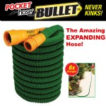 Pocket Hose Bullet