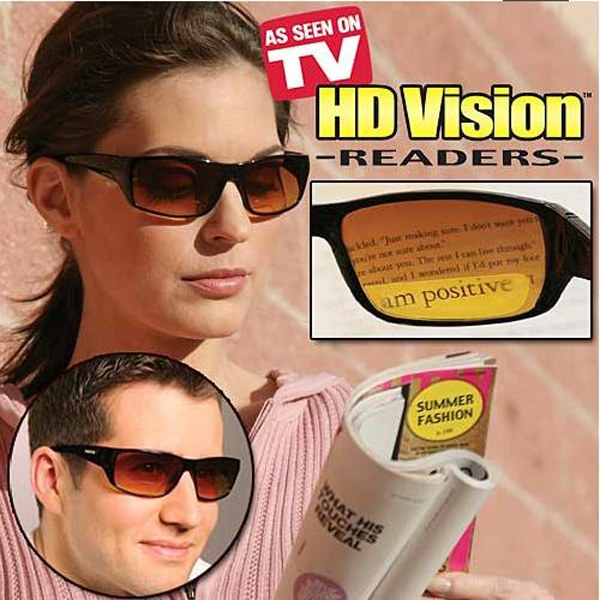 HD Vision Readers