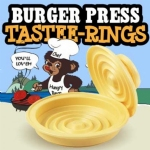 Burger Press Tastee Rings