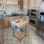 Pro Rolling Storage and Organization Kitchen Cart