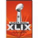NFL Super Bowl Champions XLIX DVD
