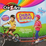 Chalk Tracks- Draw on the Go