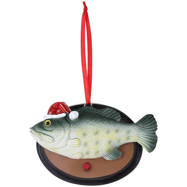 Big Mouth Billy Bass Christmas Ornament