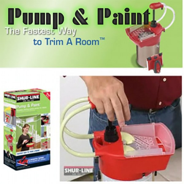 Pump and Paint