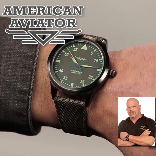 American Aviator Watch