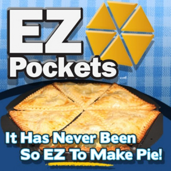 EZ Pockets Mini Pie Pan