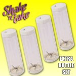 Shake N Take Extra Bottles