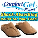 Comfort Gel Slippers