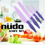 Nudo Knife Set