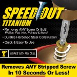 Speed Out Titanium
