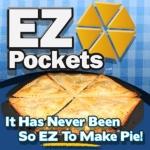 EZ Pockets Mini Pie Pan
