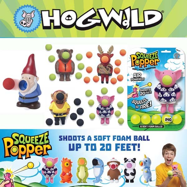 Hog Wild Poppers