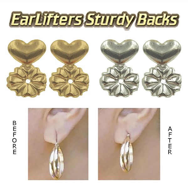 Ear Lifters Sturdy Backs