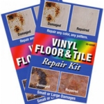 Vinyl Floor and Tile Repair Kit