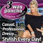3 Way Poncho
