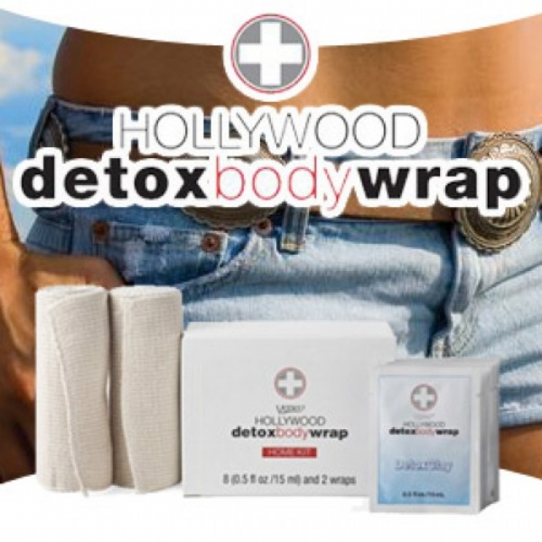 Hollywood Detox Body Wrap
