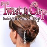 Twist n Clip Hair Clips