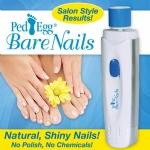 PedEgg Bare Nails