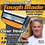 MicroTouch 3 Tough Blade
