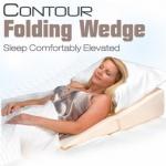 Contour Folding Wedge