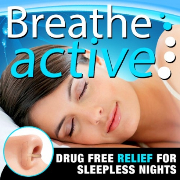 Breathe Active Sleep and Snore