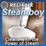 Steamboy Steam Mop