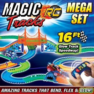 Magic Tracks RC Mega Race Set