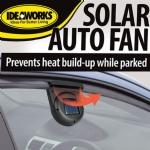 Solar Auto Fan