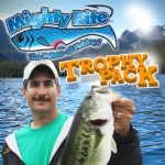 Mighty Bite Fishing Lures Trophy Kit