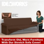 Stretchable Sofa Cover