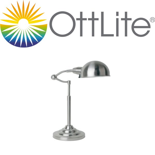 Ottlite Creative Decor Natural Daylight Lamp