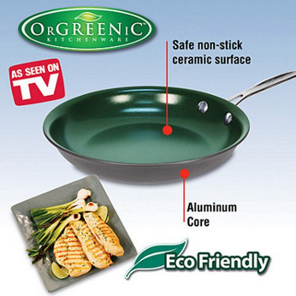 Orgreenic Frying Pan